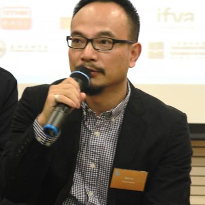出席嘉賓南京動畫家劉健先生分享創作經驗