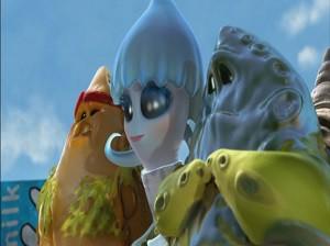 海洋癲堂之荒失失傻兵 Plankton Invasion vol. 4